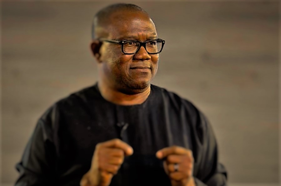 Image result for Vice Presidential Candidate of the Peoples Democratic Party (PDP), Peter Obi