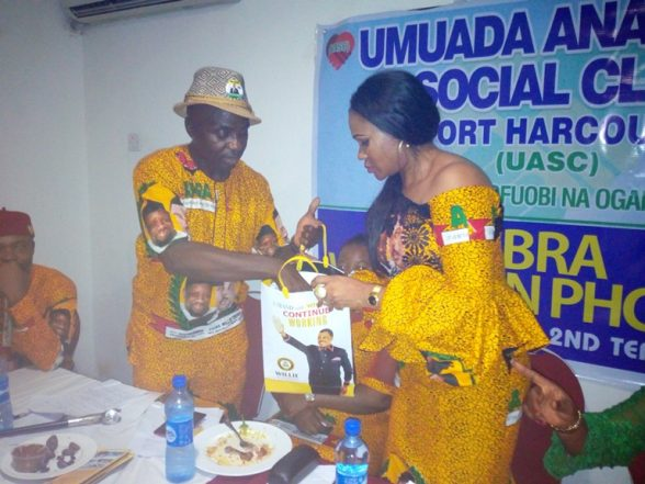 Umuada Anambra In Port Harcourt Mobilize To Re-Elect Obiano