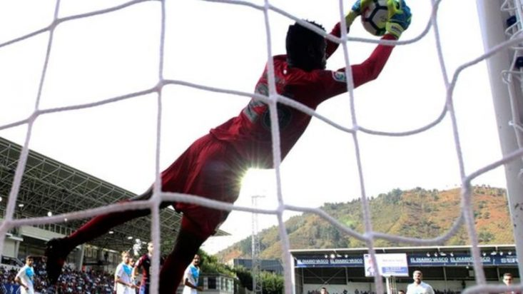 Nigerian Uzoho revels in historic La Liga debut