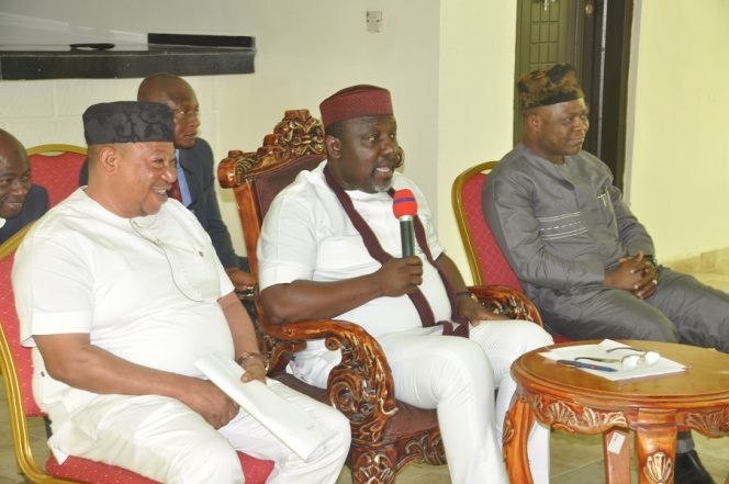 Okorocha Says He Believes In President Muhammadu Buhari