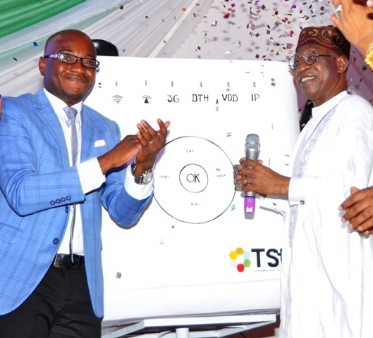 Minister Inaugurates TSTV, Announces Tax Relief for New PayTV Platform