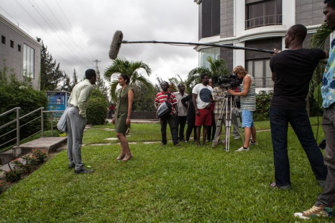 Inside Nollywood, The Booming Film Industry That Makes 1,500 Movies A Year