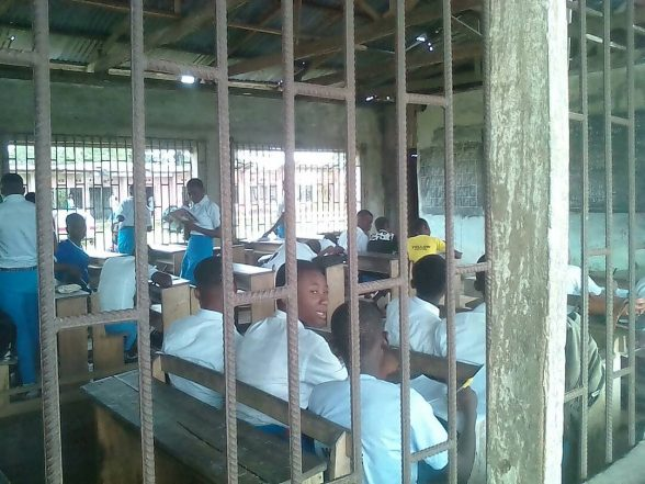 Dilapidated Education Infrastructure In Delta State, Aladja Grammar School