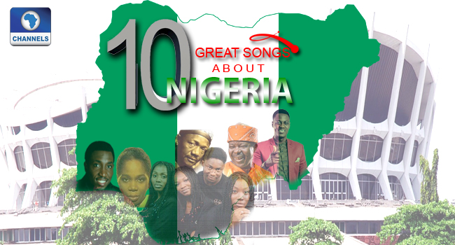 Nigeria@57: 10 Great Songs About Nigeria