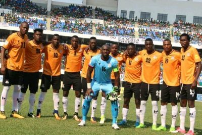Zambia Due To Arrive Accra Training Camp 4pm Nigerian Time On Sunday