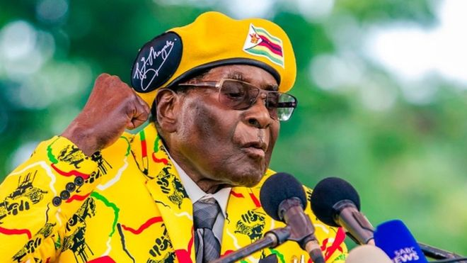 Robert Mugabe: What next for Zimbabwe's leader?