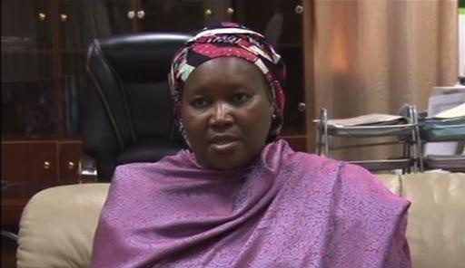 INEC National Commissioner, Amina Zakari Sighted At Tony Nwoye's Hotel In Awka