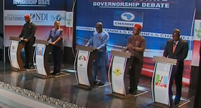 20 Point Take Away From Anambra Debate