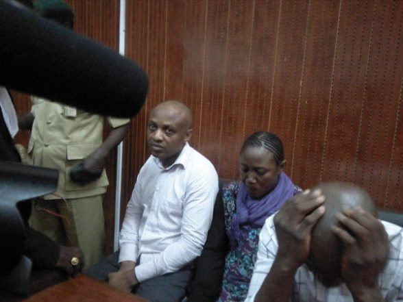 Let Me Face My Trial Alive, Billionaire Kidnapper Evans Tearfully Pleads
