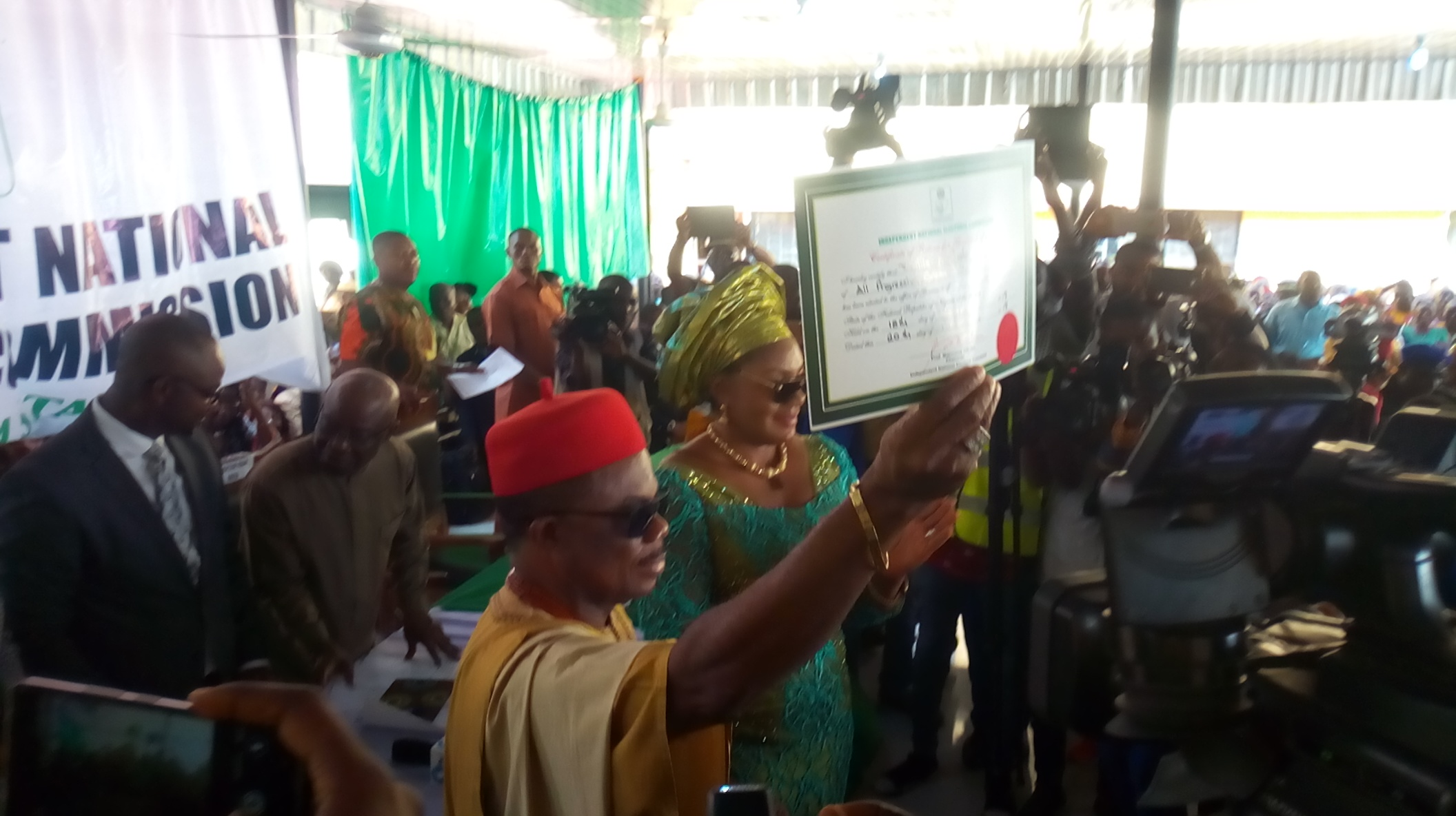 """I Will Work Harder In My Second Term"" – Obiano"