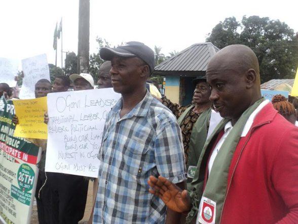 Nigeria's Endorsement of Ogoni Abuses is Frightening – MOSOP