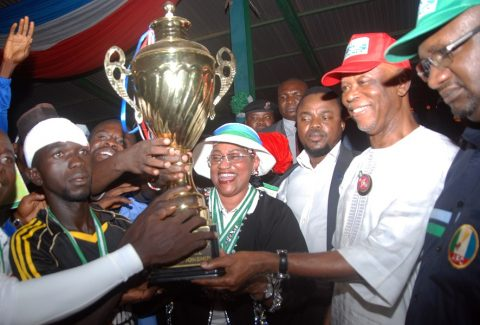 Taraba Emerges Victorious As APC's National Unity Cup Football Championship Ends