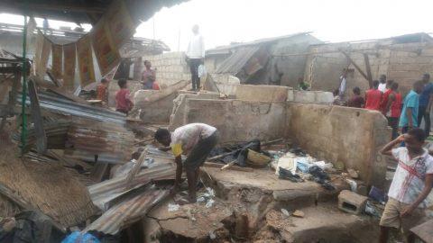 Owerri Traders Rain Curses At Okorocha
