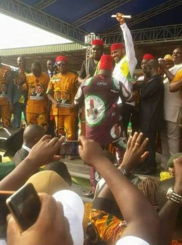 Yul Edochie Decamps To APGA