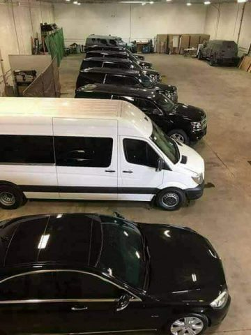 86 Luxury Vehicles Confiscated From A Corrupt Government Director, Ibrahim TUMSA