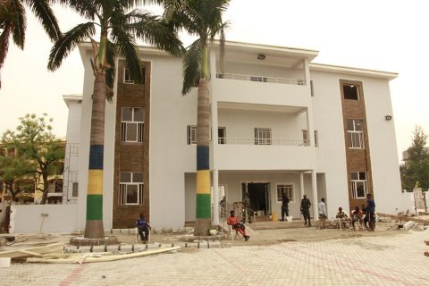 IGP Inspects Proposed Ultra Modern 60-Bed Police Hospital