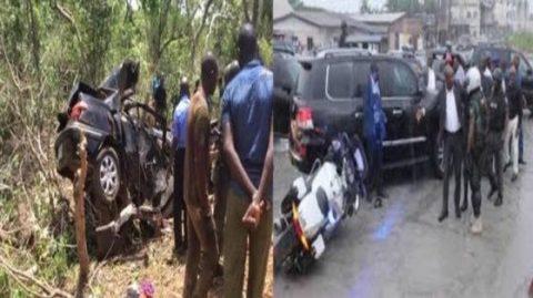 Accident: Taraba Gov Escapes Death, Police Officer Killed