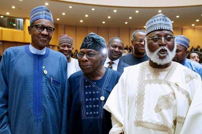 Arewa Youths Warn Obasanjo Over Attacks On Buhari