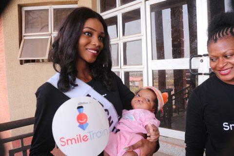 Osodieme Becomes Smile Train Goodwill Ambassador