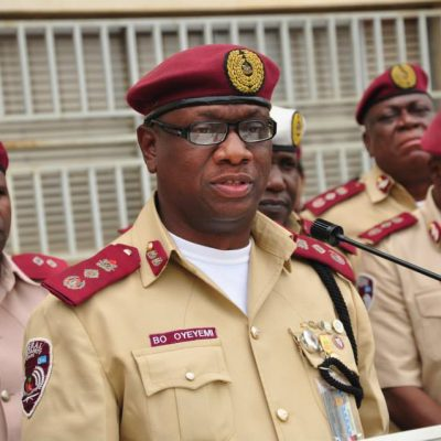 FRSC vows to curtail excesses of heavy duty trucks on South East highways