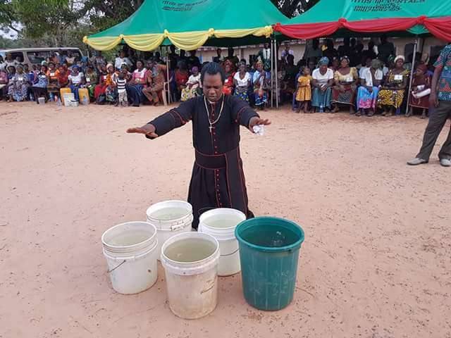 2019: Group Drums Support For Bishop Zuga For House Of Rep
