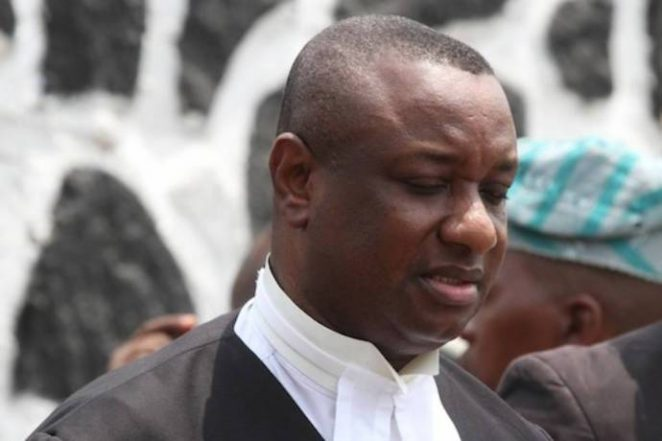 2019: Keyamo Appointed Buhari's Spokesperson For Re-Election Campaign