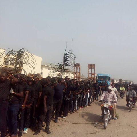 Mass Burial: Ekweremadu Commiserates with Benue
