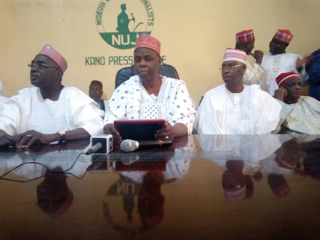 Hold Kano CP Responsible For Anything That Happens To Kwankwaso – Kwankwasiya