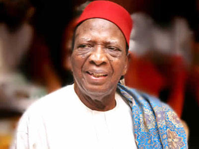 Professor Nwabueze: No Peace Until Federal Government Delists IPOB As Terror Group