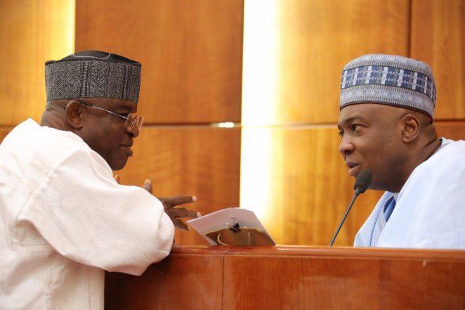 NFIU Bill To Pass This Week, Says Saraki