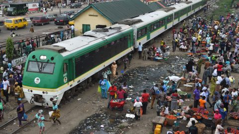 Deaf Man Survives After Being Hit By Train In Kano