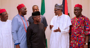 I'll Give My Best To All Nigerians, President Buhari Tells APC South East Leaders