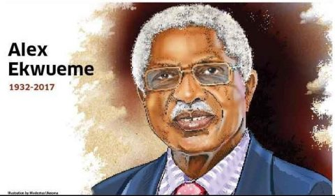 Ekwueme And Place Of Values – By C. Don Adinuba
