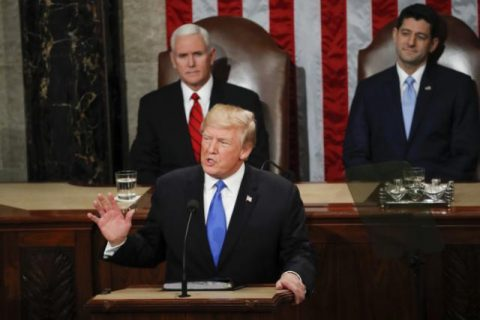 State of The Union Review: Donald Trump Will Never Be Presidential, Just an Embarrassment