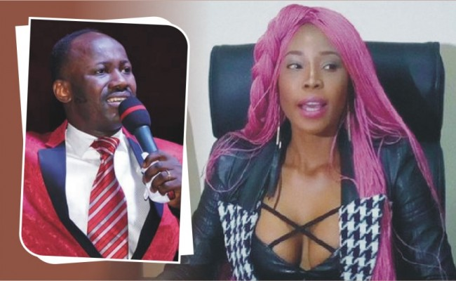 [Video] I Was Paid By Politicians To Blackmail Suleiman, Says Stephanie Otobo
