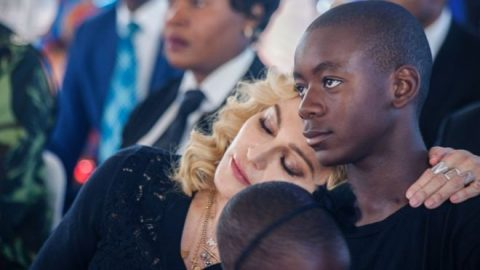 Madonna: 'My son is Malawi's future president'