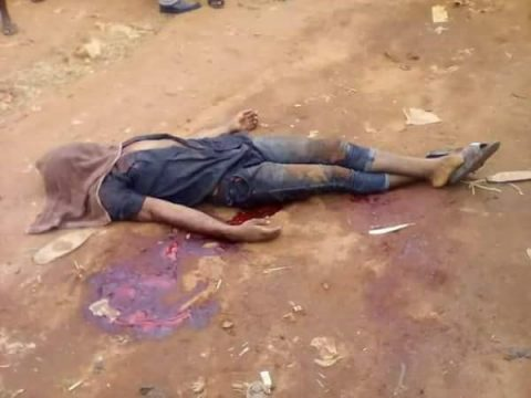 Police Sergeant Kills 20-year-Old In Imo, Youths Burn Police Station