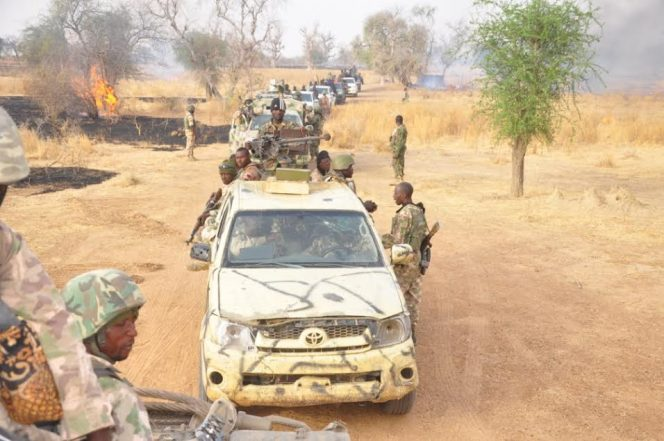 Calm Returns To Maiduguri Airport After Protest By Soldiers