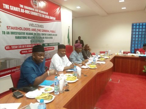 $16 Billion Egina Investigation: Senate Insists On Appearance Of Foreign Firms' CEOs Over $2.9billion Contract