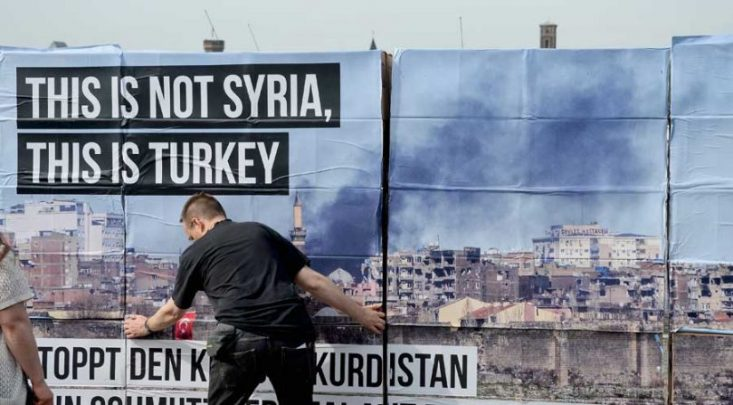 UN Report Alleges Human Rights Violations In Turkey