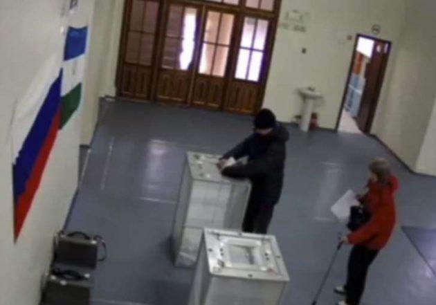 Russian vote problems: Ballot stuffing, coercion, gimmicks