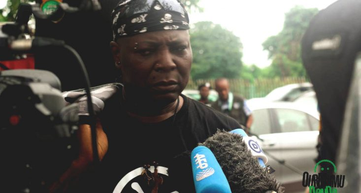 [Video] Baba Do Something oooo, My People Are Dying – Charly Boy