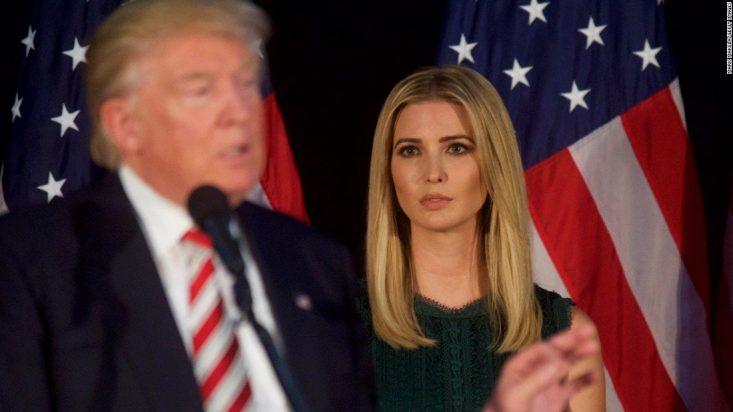 Exclusive: FBI counterintel investigating Ivanka Trump business deal