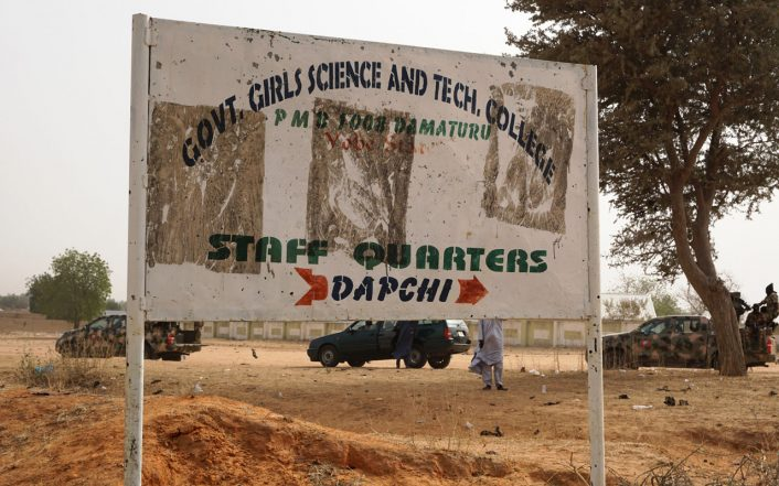 Dapchi Girls: Girls To Meet Buhari at Aso Rock