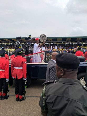 Inauguration: Gov. Obiano's Address