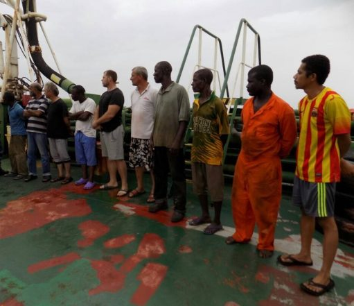 Alleged Oil Theft: Court Admits Exhibits Against 9 Foreigners, 2 Nigerians