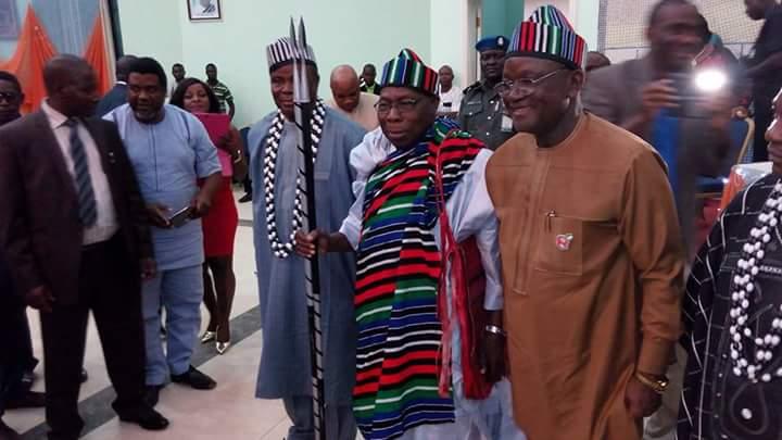 Fulani Killings: Obasanjo Visits Gravesite Of 73 In Benue
