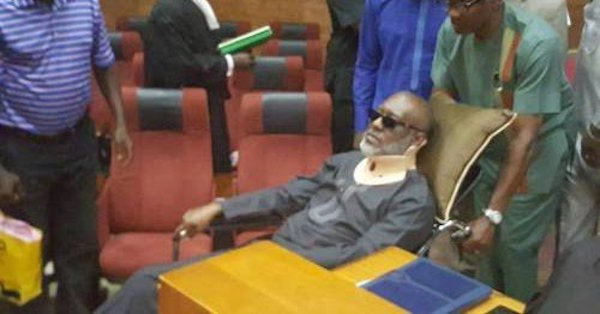 Absence Of Defence Counsel Stalls Metuh's Trial In Absentia