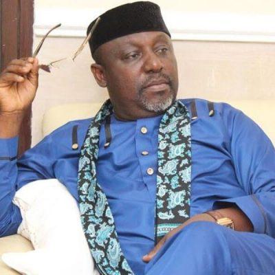 """I Won't Join Issues With The EFCC Boss, Ibrahim Magu"" – Okorocha"