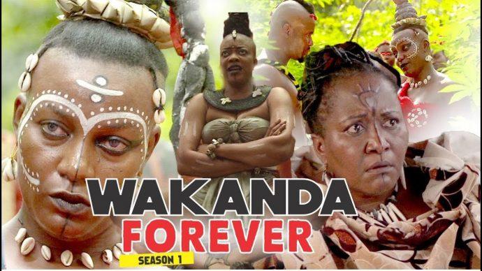 """Wakanda Forever"" Is Peak Asaba Nollywood"